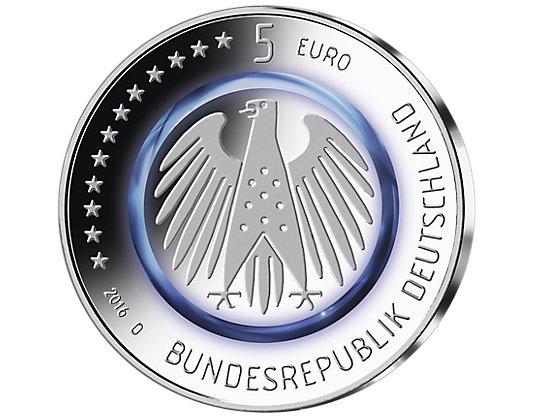 Die neue 5€ Münze: eBay Verkauf - effektiv ca. 13€ Gewinn