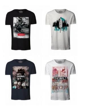 [Jeans Direct] 4 Shirts von Jack & Jones (Gr. S-XXL) für 33,90 statt ca. 52€
