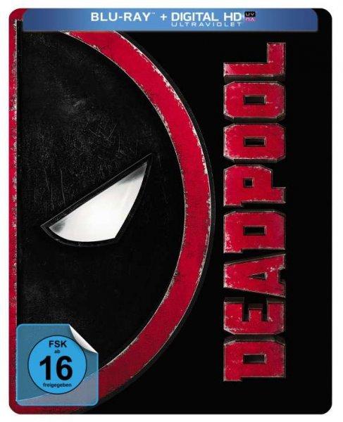(JPC) Deadpool - Steelbook (Blu-ray) [Limited Edition] für 17,99€