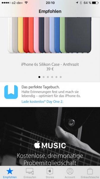 Day One 2 Tagebuch und Notizbuch (iOS) kostenlos statt 4,99€