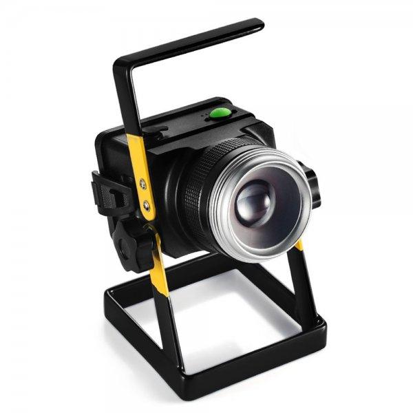 [AMAZON PRIME] Tragbare Scheinwerfer Led Strahler, Flutlicht,30W LED-Licht wiederaufladbare IP65 - 27,99