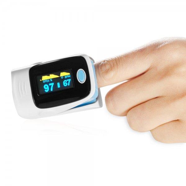 Amazon: Fingertip Pulsoximeter für 20,49€