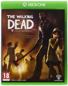 [amazon.es] The Walking Dead - Game Of The Year Edition [XO] für 13,59€ inkl. Versand