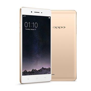 "[oppostyle] OPPO F1 (5"" HD IPS, Snapdragon 616, 3GB RAM, 16GB intern erweiterbar, 13MP + 2MP Kamera, 2500 mAh, Android 5.1, Hybrid-Slot) für 159€"