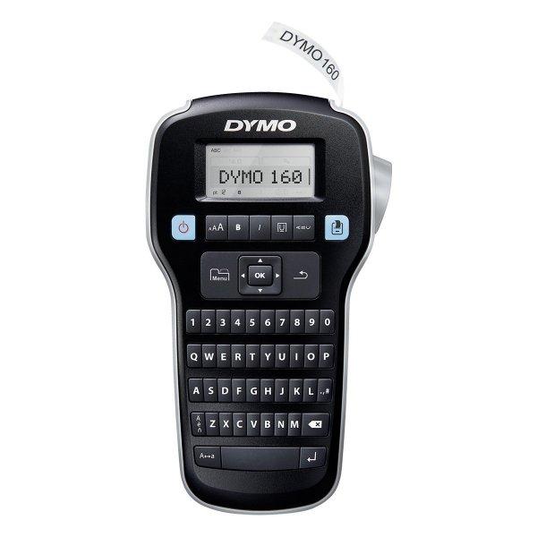 Dymo Labelmanager 160 Beschriftungsgerät ab 22,84 € abzgl. 50 % Cashback (11,41)