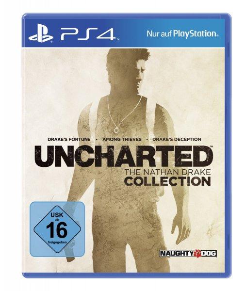 [Saturn Lokal] Sankt Augustin Uncharted Collection PS4 19.99€ (Neuer Bestpreis)