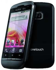 Alcatel ONE TOUCH 918D, GPS, Touch, Dual-Sim, Radio, Android für 89,09€ inkl VSK @null.de