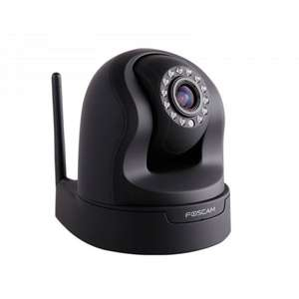 [NBB] FOSCAM FI9826P Indoor HD Überwachungskamera [Schwarz]