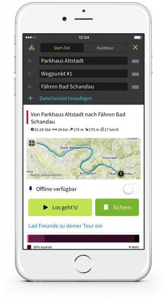 (Mountainbike-, Wanderapp) Komoot Komplettpaket (weltweit) wieder für 19,99€ im Angebot