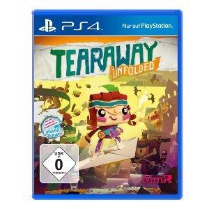 Tearaway Unfolded PlayStation 4 für 9,99€ Müller Online und Shops