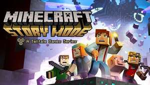 [Steam] Minecraft: Story Mode - A Telltale Games Series @ Game Changer