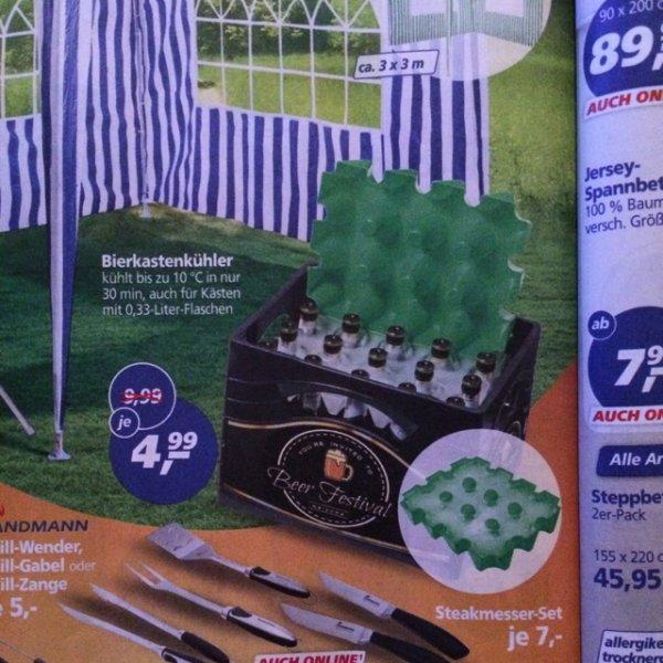 [Real] Bundesweit Bierkastenkühler 4,99€