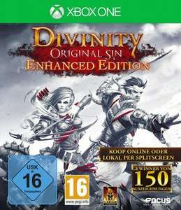 [Saturn] Divinity Original Sin: Enhanced Edition (Xbox One) für 19,99€
