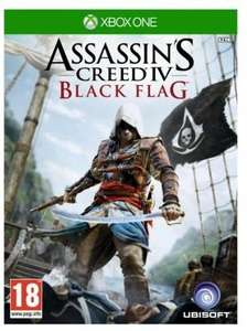 Assassin's Creed Black Flag (Xbox One) *Download* für 3 € bei CD Keys