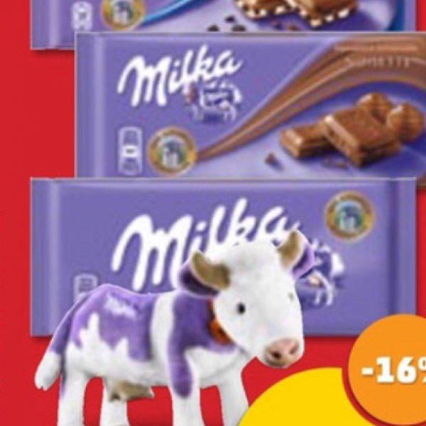 Milka Gratis Kuh