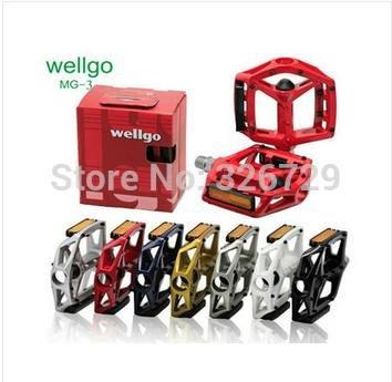 Wellgo MG3 Magnesium Fahrradpedale