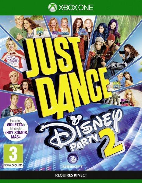 Just Dance: Disney Party 2 (Xbox One) inkl. Vsk für ~ 11,42 € oder für (Wii U) inkl. Vsk für 11,20 € > [amazon.uk]