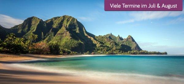 AA - Business Class - Frankfurt oder München - Honolulu (Hawaii) für 1450 Euro in der Sommerzeit