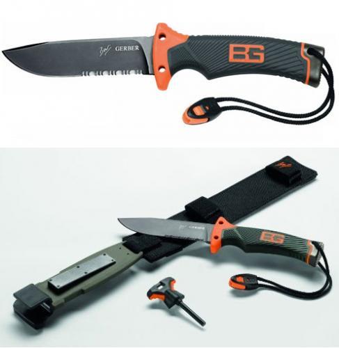 Preisupdate ! Gerber Bear Grylls Ultimate Knife Survivalmesser jetzt für 44,99€ bei Amazon