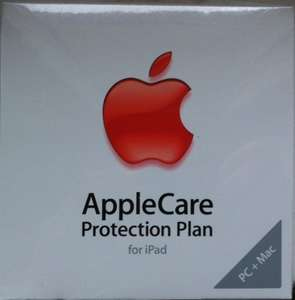 Apple Care Protection Plan für Ipad für 22,89€ @cyberport