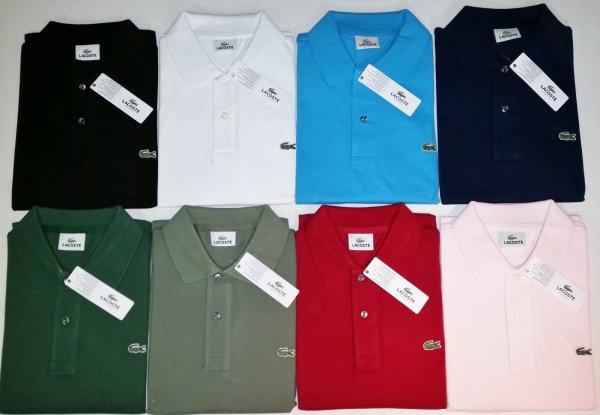 Lacoste Polo 8 verschiedene Farben alle größen auf @ebay