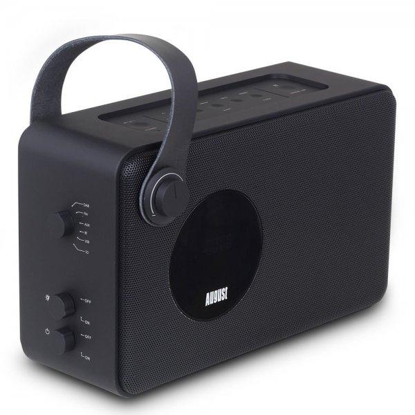 [Amazom] August MB415 DAB Radio, portabel, mit NFC Bluetooth Lautsprecher - 38% BLITZDEAL