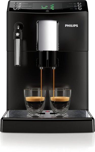 Kaffeevollautomat Philips HD8831/01 (Saeco-Technologie, keramisches Mahlwerk, entnehmbare Brühgruppe) für 262,99 € @ NBB.de