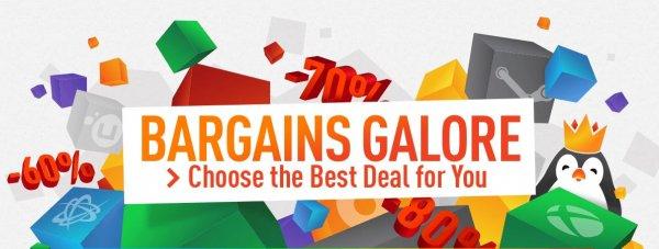 Bargains Galore bei Kinguin
