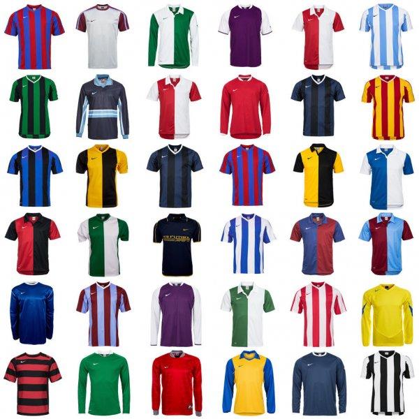 Nike Sport (Fußball-) Trikots in verschiedenen Modellen und Größen für 9,99€ frei Haus