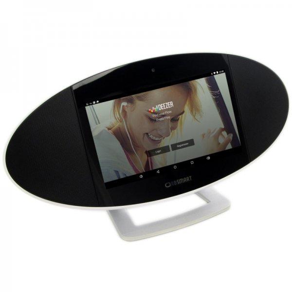 Orbsmart Soundpad 500 17,8 cm (7 Zoll) Android 5.1 Internetradio / Webradio