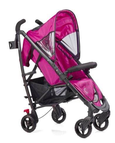 [babymarkt.de] Gesslein Sportwagen (Buggy) Swift fuchsia, Gestell schwarz für 90,99€ inkl. VSK statt 140€