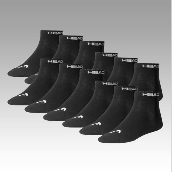 [Allstar] 12x Head Quarter Socken in 3 Farben für 11,95€ inkl. Versand statt 21,55€