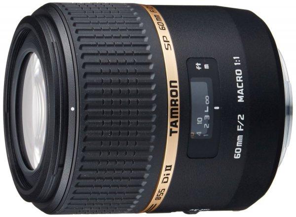 [Amazon.es] Tamron SP AF 60mm f2.0 Di LD II Macro 1:1 (Sony/Minolta) für 201,56 €