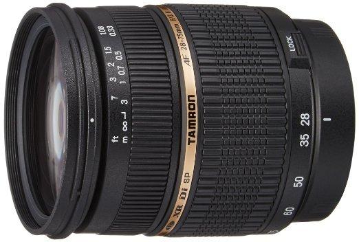 [Amazon.es] Tamron 28-75mm f2.8 SP XR Di LD Asp IF Makro (Sony/Minolta) für 299,98 €