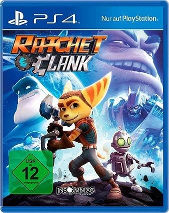 Ratchet & Clank PS4 für 34,99€ @schwab.de [Neukunden]
