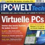 """PC-WELT Sonderheft 1/2016 """"Virtuelle PCs"""" jetzt kostenlos herunterladen und 9,90€ sparen"""