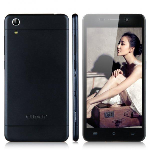 *UPDATE* [Amazon.de Marketplace] CUBOT X9 Octa Core MTK6592 Dual SIM 2GB+16GB 3G-Smartphone 5,0 Zoll HD IPS Screen Android 4.4 Hybrid Slot Schwarz für 62,99€ inkl. Versand