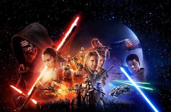 """Stuttgart -  Kostenloses Open-Air-Kino """"Star Wars Episode VII - 29. April ab 20 Uhr"""