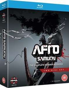 [Zavvi] Afro Samurai - The Complete Murder Sessions (Bluray) (OT) für 15,31€