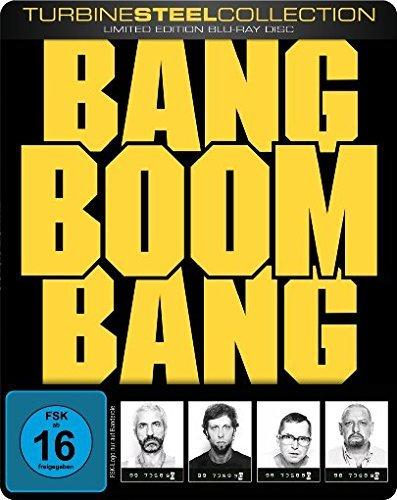 [Amazon Prime] Bang Boom Bang (Steelbook Limitiert und nummeriert auf 5.000 Exemplare!) [Blu-ray]