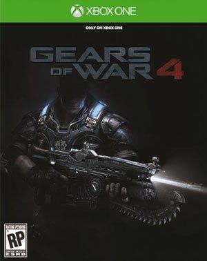 Gears of War 4 Beta für Xbox One kostenlos bis 24.4. Codes erhalten