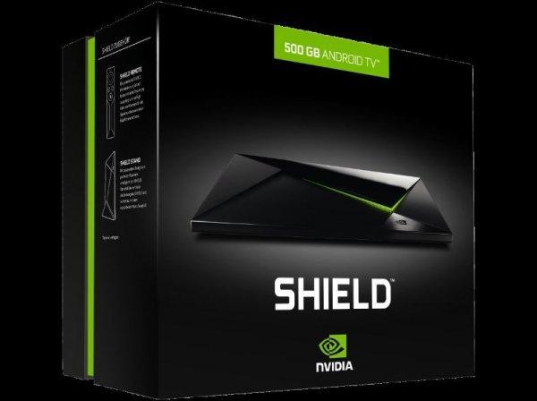 [EBAY-SATURN SIEGBURCH]Nvidia Shield Pro 500 GB Android TV 4K Box inkl. Shield Controller B-WARE für 250€ PVG 300€