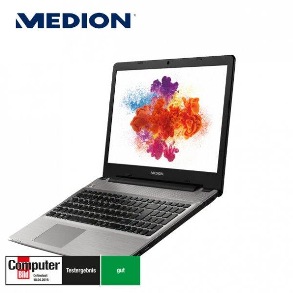 ALDI Nord Notebook - MEDION AKOYA E6424 15,6'' Full HD IPS Display, Skylake i5-6267U, 6GB RAM 128GB SSD + 1TB HDD, Intel HD 550, Gb LAN + Wlan ac - 599 EUR