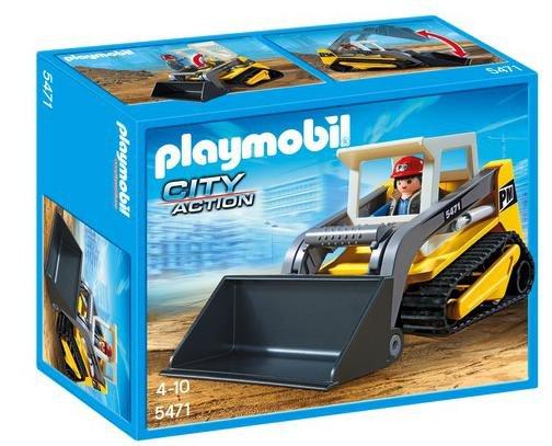 [real.de] Playmobil, 5471 Ketten Kompaktlader für 10€ bei Filialabholung statt ca. 18€