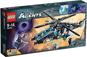 """[GLOBUS] Lego 70170 Ultra Agents """"Ultracopter vs. Antimatter"""" für 50,00€ // Lego 70168 Ultra Agents """"Drillex Diamanten Diebstahl"""" für 20,00€"""