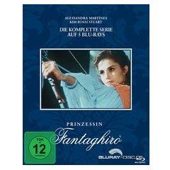 (Blu-ray/Alphamovies) Prinzessin Fantaghiro: Die komplette Serie für 29,99€
