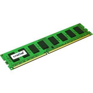 [Otto + Vibu Online] Crucial DIMM 4GB (DDR3-1600, CL11, 1x 4GB) ab 13,87€
