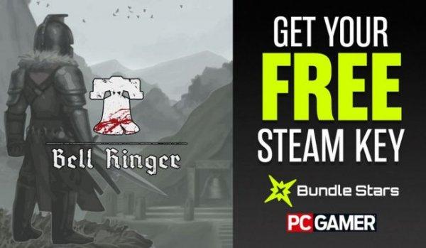 free Steam Key von PCGamer: Bell Ringer