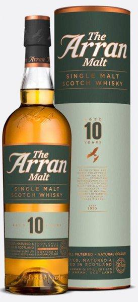 2x Arran Single Malt 10yo Scotch Whiskey für 49,70 EUR (mit 21% Gutschein)