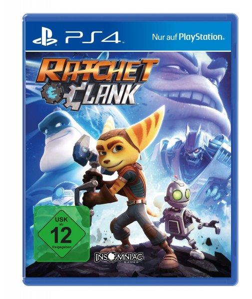Ratchet & Clank (PS4) für 27,74€ bei otto.de [Neukunden]